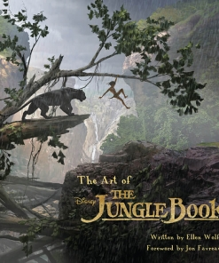The Art of The Jungle Book - Cover